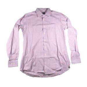 Vintage Gitman Bros plaid button up shirt